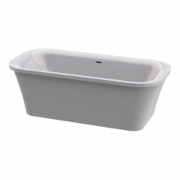 BONN ONE PIECE FREE STANDING BATH - WHITE 1690*795*560MM offers at R 9995