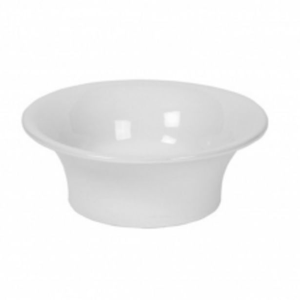 POLO ROUND C/TOP BASIN 390*145MM NTH - WHITE (POL0108A) offers at R 495