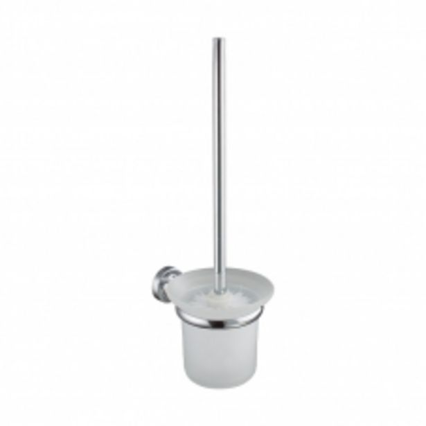 ACCESSORIES KORE  TOILET BRUSH HOLDER CHROME DIDI offers at R 195