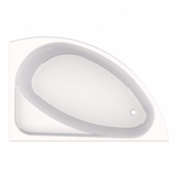 CBM07 QUEEN/STARA R/H CORNER BATH - WHITE 1525*950*415MM offers at R 3895