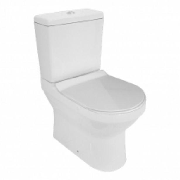 SALINA (EURO) C/C T/FLUSH SUITE INCL MECH & SEAT (XTEUS016A) offers at R 2495