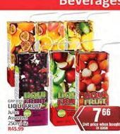 Liqui-Fruit Fruit Juice offer at R 7,66