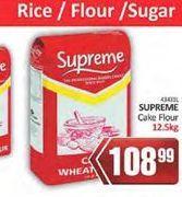 Supreme Cake Flour offer at R 108,99