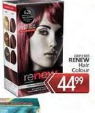 Renew Hair Colour offer at R 44,99