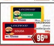 Lancewood Cheddar Cheese  offer at R 96,99