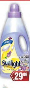 Sunlight Fabric Conditioner offer at R 29,99