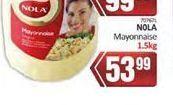 Nola Mayonnaise offer at R 53,99
