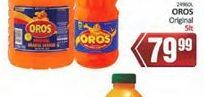 Oros Orange Squash offer at R 79,99