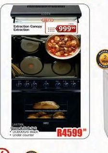 Defy Oven offer at R 4599,99