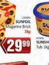 Sunfoil Margarine offer at R 29,99