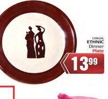 Dinner plate offer at R 13,99