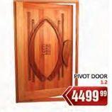 Pivot Door offer at R 4499,99