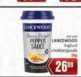 Lancewood Yogurt  offer at R 26,99