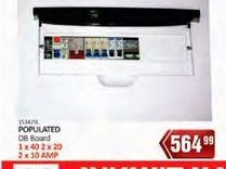 CB Board offer at R 564,99