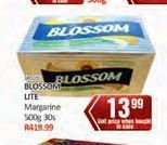 Blossom Canola Margarine  offer at R 13,99