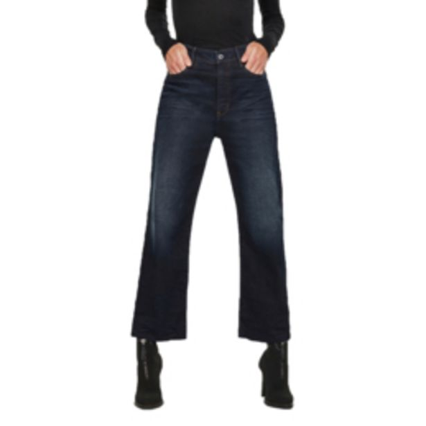 G-Star Women's Tedie Ultra High Straight Jeans offer at R 1399