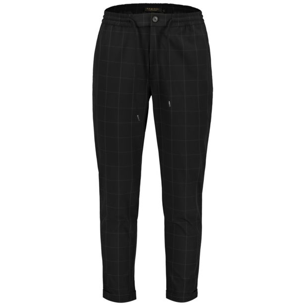 Window Pane Check Cropped Trouser offers at R 1499
