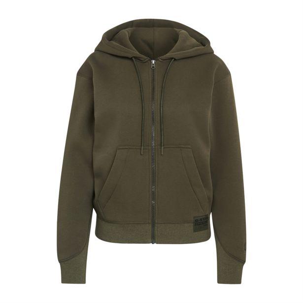 G-Star Women's Premium Core Zip Through Hoodie offer at R 1699