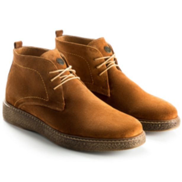 Classic Suede Chukka Boot offer at R 2699