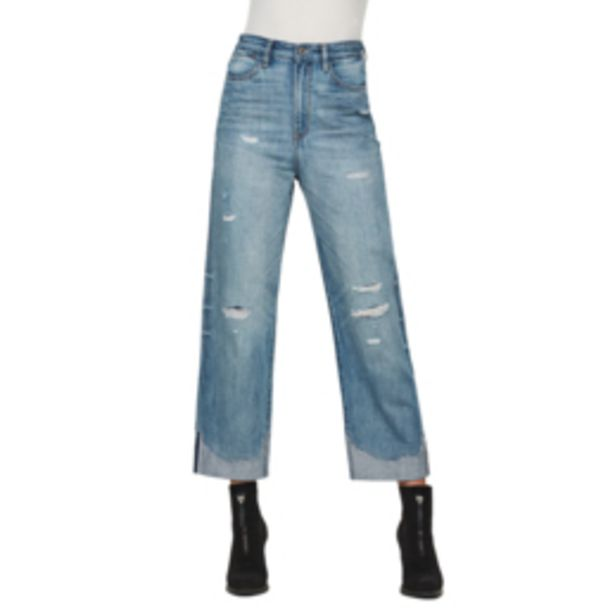 G-Star Women's Tedie Ultra High Straight Jeans offer at R 2499