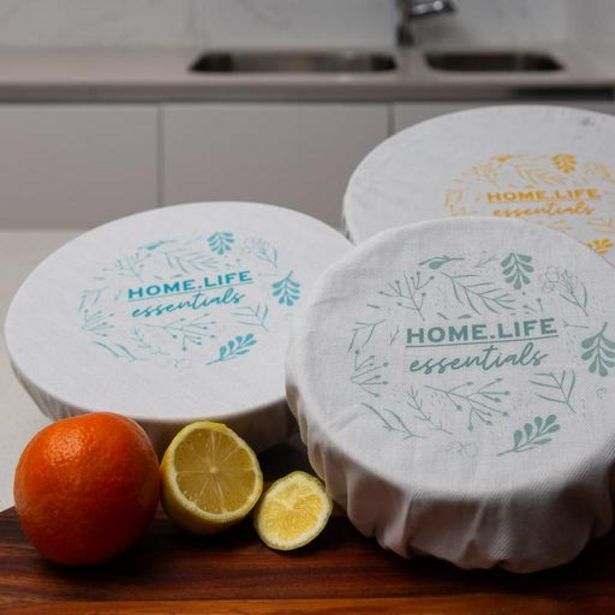 HOME.LIFE Reusable Dish Covers - 3 Pack offers at R 89
