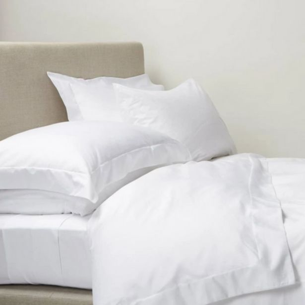 300 Thread Count Egyptian Cotton Percale Oxford Duvet Cover Set offers at R 549