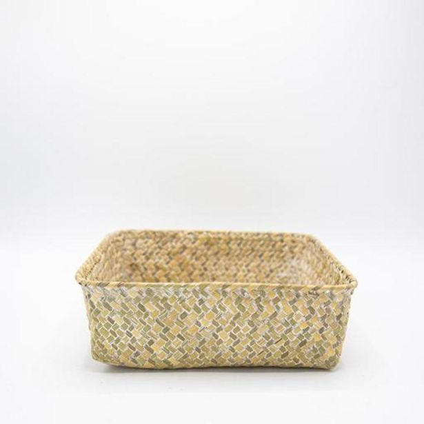 Square Woven Baskets - Large offers at R 120