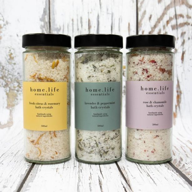 HOME.LIFE essentials Bath Crystals offer at R 129