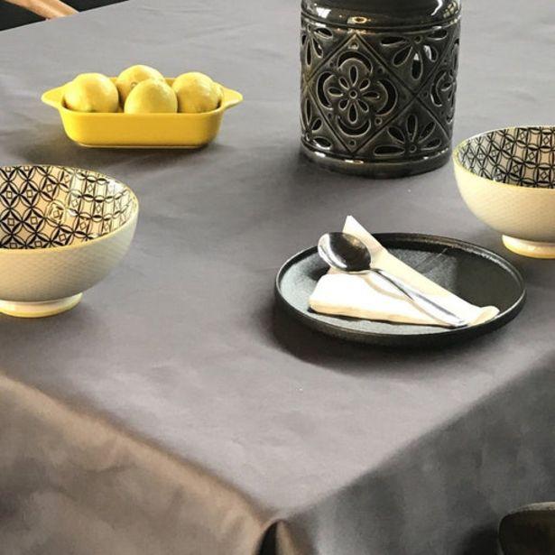Carmel Essentials Tablecloths - Rockport Grey offers at R 159,2