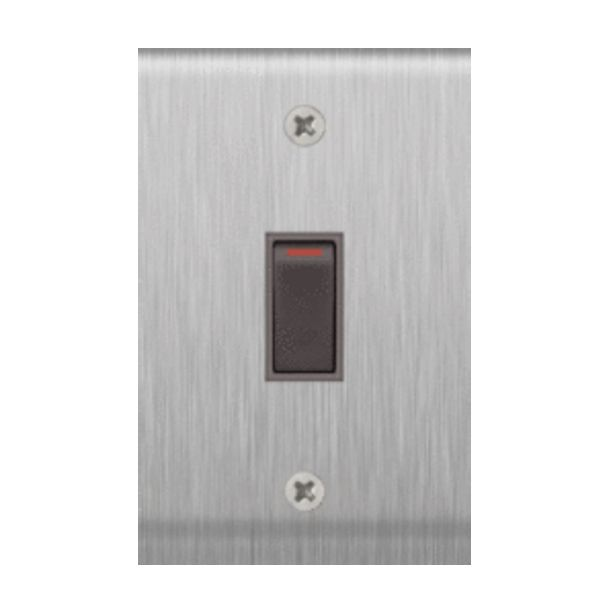 ACDC STAINLESS STEEL SWITCH RANGE offer at R 169,95