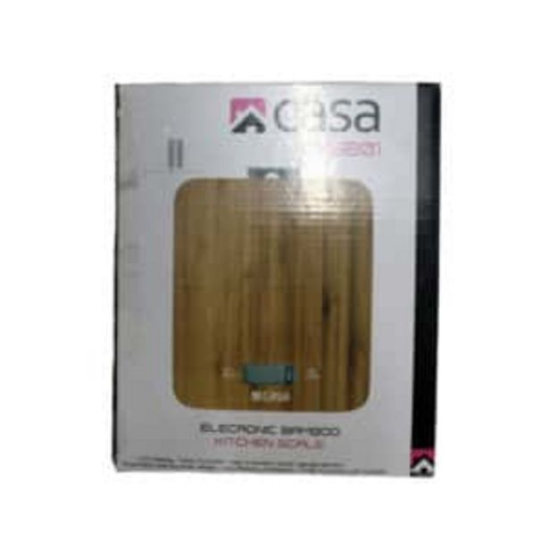 CASA ELECTRONIC BAMBO KTICHEN SCALE offers at R 259,95