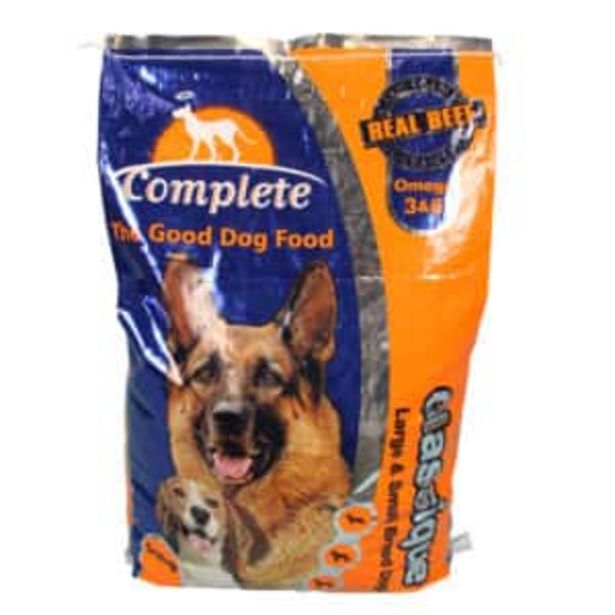 DOG FOOD BEEF SA CLASSIQUE 25KG offers at R 549,95