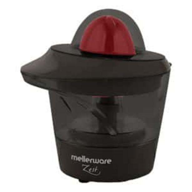 MELLERWARE CITRUS JUICER 25W 500ML BLACK offers at R 169,95