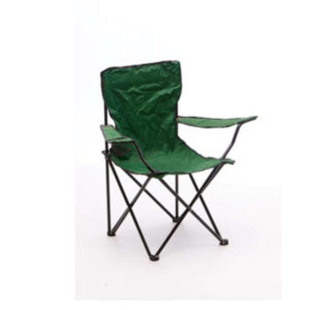 NORTHCREST BUDGET CAMPING CHAIR 110KG offers at R 139