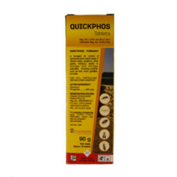 COOPERS QUICKPHOS TABLETS 90G offers at R 84,95