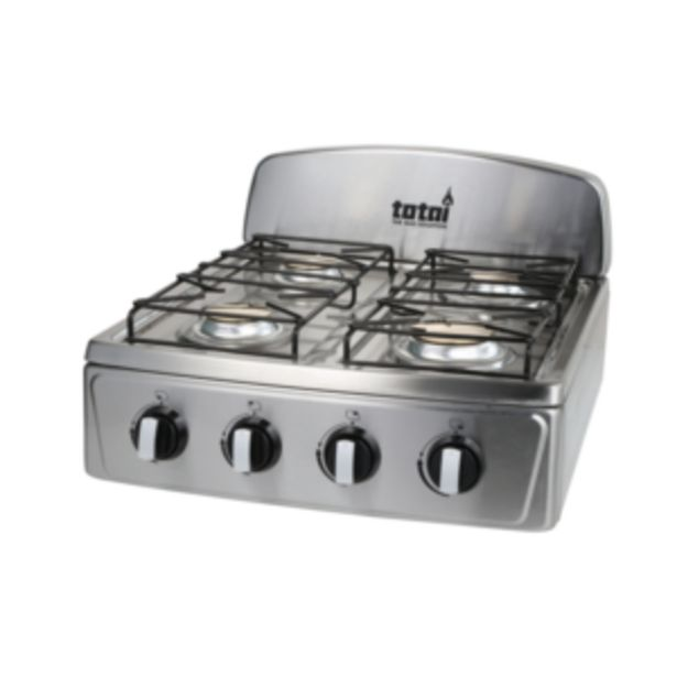 Totai 4-plate Table Top Gas Stove offer at R 999,95