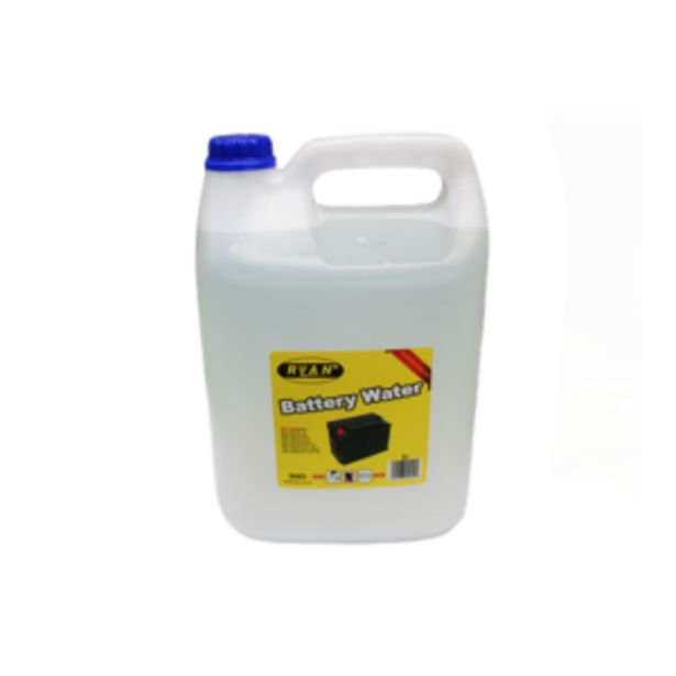 BATTERY WATER 5L [BW2] offers at R 69,95