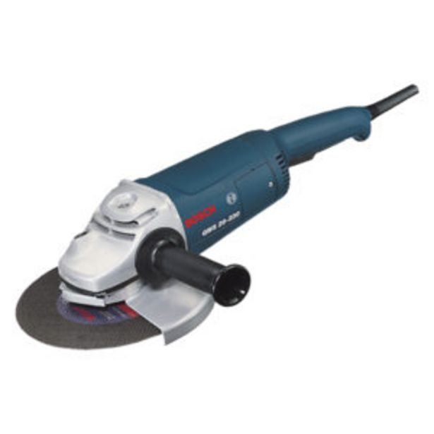 BOSCH ANGLE GRINDER 230MM 2200W offer at R 1499