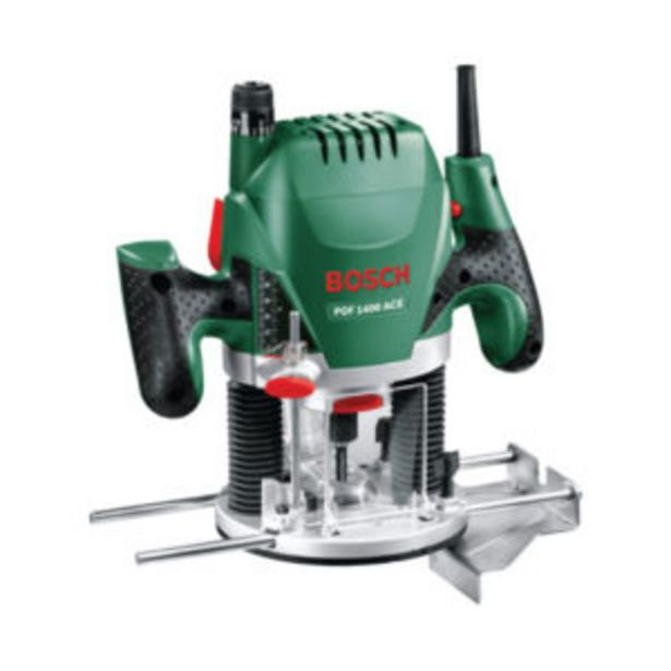 Bosch Plunge Router 1400W offer at R 1699