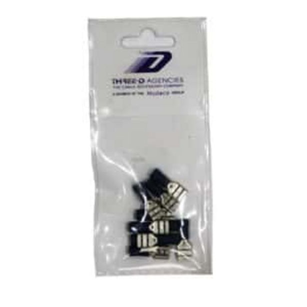 LUGS PRE-PACK BLUE FEMALE SPADE 6.4MM offers at R 23,95