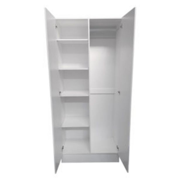 CUPBOARD WHITE DIY COMBO offers at R 1999