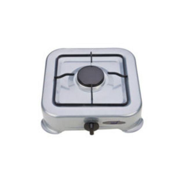 GAS STOVE 1 BURNER ENAMEL 280X280MM offer at R 179,95