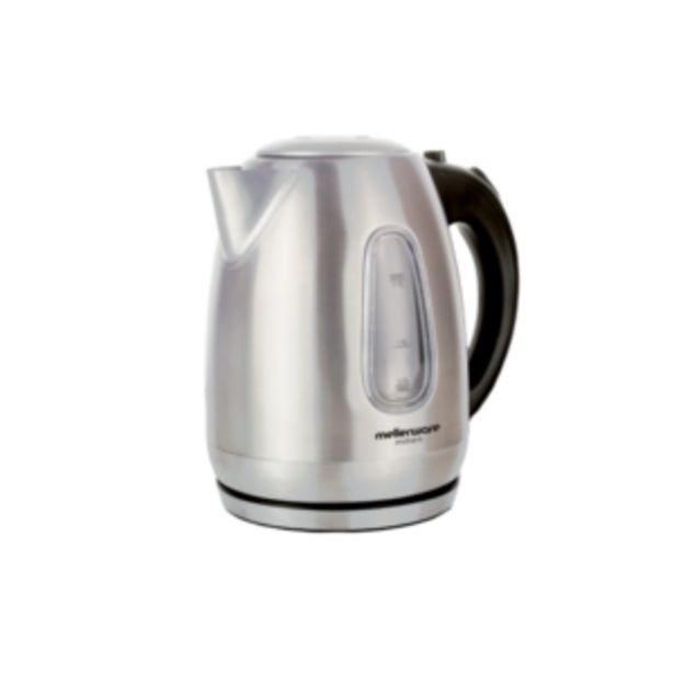 KETTLE CORDLESS STAINLESS STEEL 1.7L offers at R 395