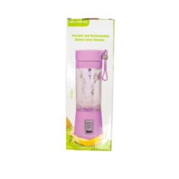 BLENDER BOTTLE RECHARGEABLE & PORTABLE offers at R 219,95