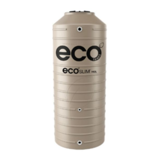 ECO SLIMLINE WATER TANK 950L offers at R 1999