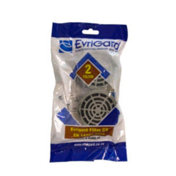 RESPIRATOR CARTRIDGE FOR PAINT AND CHEMICALS offers at R 134,95