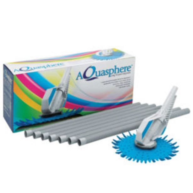 AQUASPHERE COMBIPACK POOL CLEANER offer at R 999