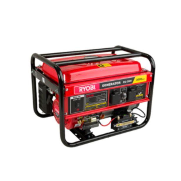 Ryobi Generator 3000W 4-Stroke Key-Start offers at R 6499