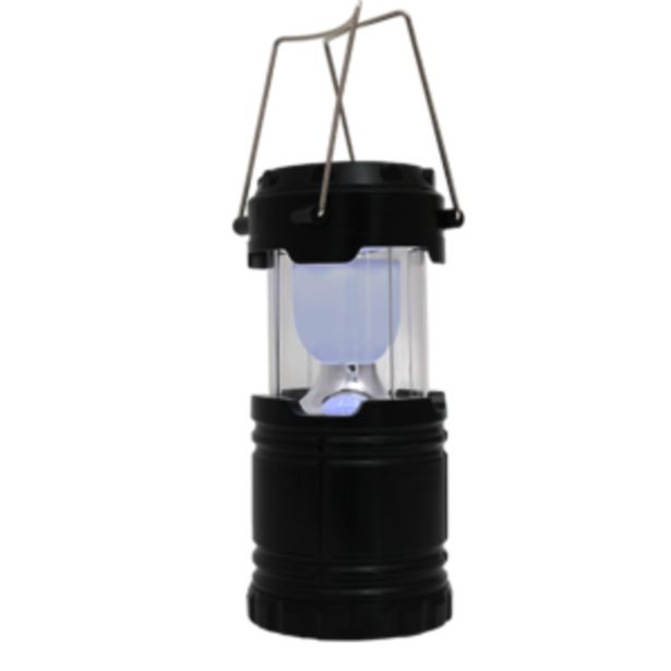 FLASH RECHARGEABLE LED MINI LANTERN offers at R 119,95