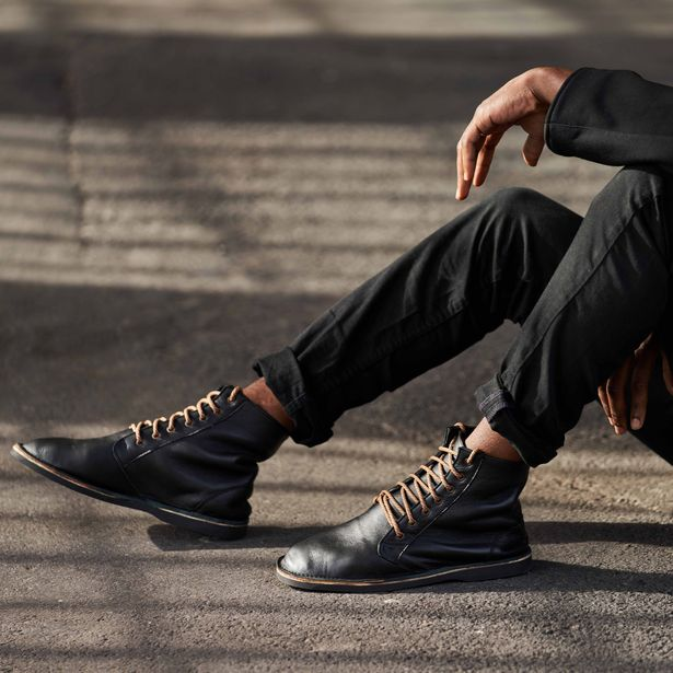 Men's Genuine Leather Noah Boots offers at R 999